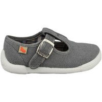 Schuhe Kinder Sneaker Low Vulladi DIMONI PIC K GRIS