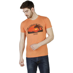 Kleidung Herren T-Shirts Trussardi T-shirt Orange