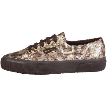 Schuhe Damen Sneaker Low Superga Sneakers Gelb