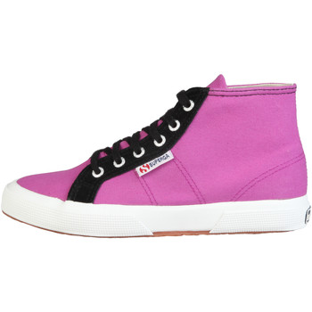 Schuhe Sneaker High Superga Sneakers Rosa