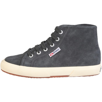 Schuhe Sneaker High Superga Sneakers Grau