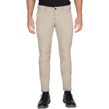 Kleidung Herren 5-Pocket-Hosen Oxford University Hose Braun