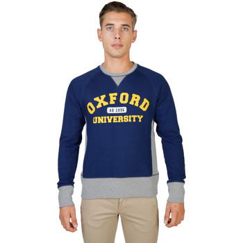 Kleidung Herren Sweatshirts Oxford University Sweatshirt Blau