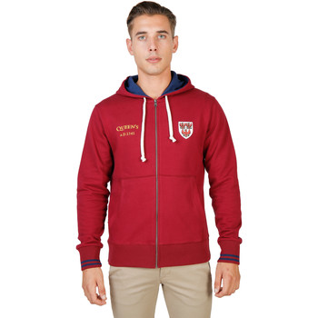 Kleidung Herren Sweatshirts Oxford University Sweatshirt Rot