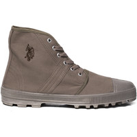 Schuhe Sneaker High U.S Polo Assn. Sneakers Grau