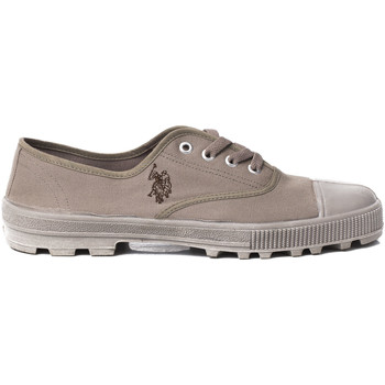Schuhe Sneaker Low U.S Polo Assn. Sneakers Grau