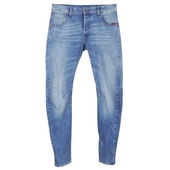 Kleidung Herren Slim Fit Jeans G-Star Raw ARC 3D SLIM Paillettenschwarz