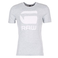 Kleidung Herren T-Shirts G-Star Raw DRILLON Grau