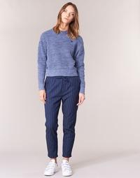Kleidung Damen Fließende Hosen/ Haremshosen G-Star Raw BRONSON PS SPORT WMN Blau