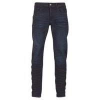 Kleidung Herren Slim Fit Jeans G-Star Raw 3301 DECONSTRUCTED SLIM Blau