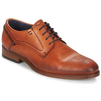 Schuhe Herren Richelieu Coxx Borba BERTO Camel