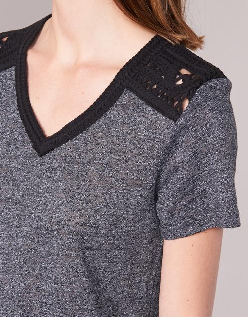 Casual Attitude HINE Grau - Kostenloser Versand |  - Kleidung T-Shirts Damen 2099 FiYrS