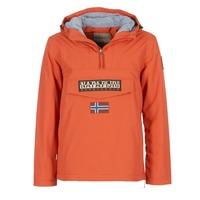 Kleidung Herren Parkas Napapijri RAINFOREST Orange