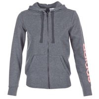 Kleidung Damen Sweatshirts adidas Performance ESS LIN FZ HD Grau