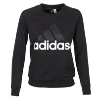 Kleidung Damen Sweatshirts adidas Performance ZSS LIN SWEAT Schwarz
