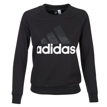 Kleidung Damen Sweatshirts adidas Originals ZSS LIN SWEAT Schwarz