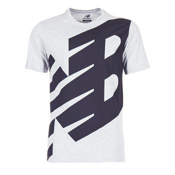 Kleidung Herren T-Shirts New Balance NB ESSENTIEL T Grau