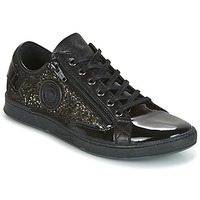 Schuhe Damen Sneaker Low Pataugas JESTER Schwarz