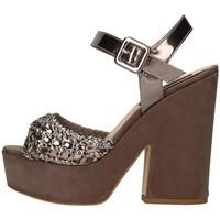 Schuhe Damen Sandalen / Sandaletten Silvana 717 Sandelholz Frau C. Gewehr C. Gewehr