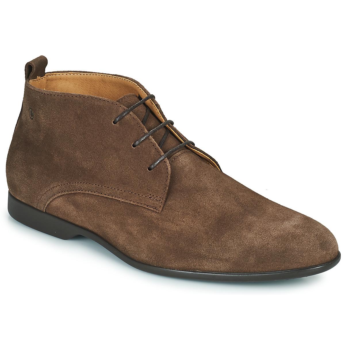 Carlington EONARD Braun - Kostenloser Versand bei Spartoode ! - Schuhe Boots Herren 51,99 €