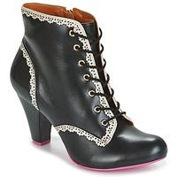 Schuhe Damen Low Boots Cristofoli 175309/4 Schwarz