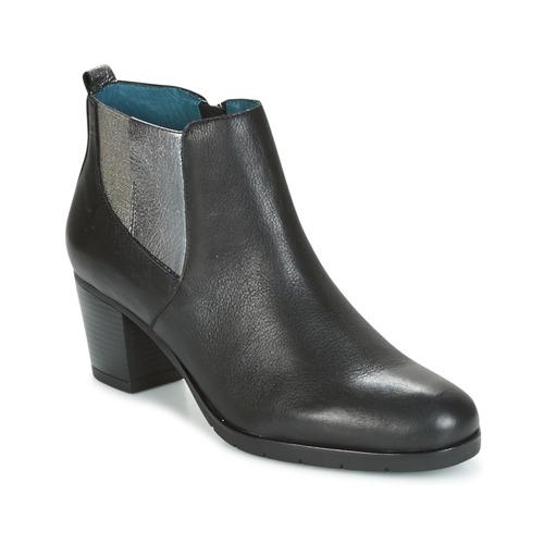 Karston GADJO Schwarz  Schuhe Low Boots Damen 111,20
