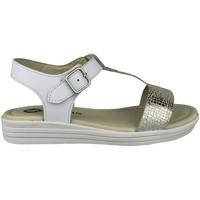 Schuhe Mädchen Sandalen / Sandaletten Garvalin S WHITE