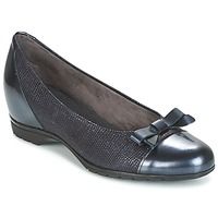 Schuhe Damen Ballerinas Pitillos 3614 Marine