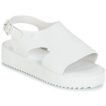 Schuhe Damen Sandalen / Sandaletten Melissa HOTNESS Weiss