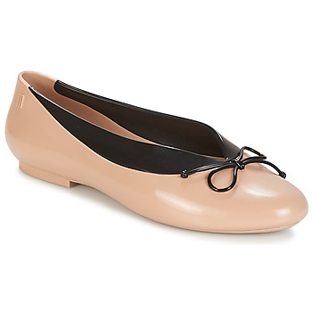 Schuhe Damen Ballerinas Melissa JUST DANCE Beige
