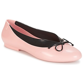 Schuhe Damen Ballerinas Melissa JUST DANCE Rose / Schwarz