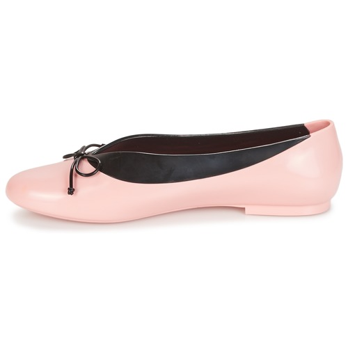 Melissa JUST DANCE Ballerinas Rose / Schwarz  Schuhe Ballerinas DANCE Damen 52,50 50144a