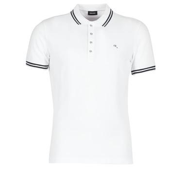 Kleidung Herren Polohemden Diesel RANDY Weiss