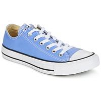 Schuhe Sneaker Low Converse CHUCK TAYLOR ALL STAR SEASONAL COLOR OX PIONEER BLUE Blau