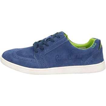 Schuhe Herren Sneaker Low Pierre Cardin PC413 U Sneakers Mann NAVY NAVY