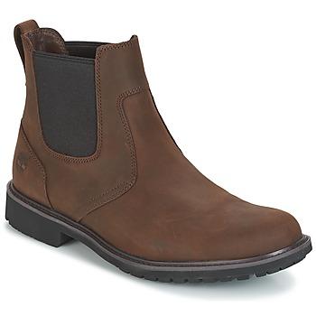 Schuhe Herren Boots Timberland STORMBUCKS CHELSEA Braun