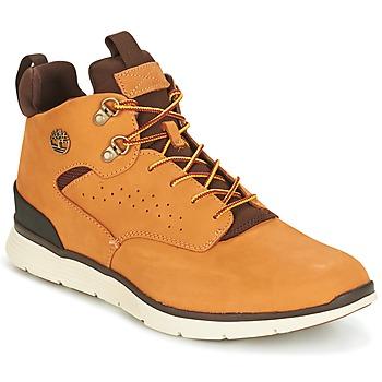 Schuhe Herren Boots Timberland KILLINGTON HIKER CHUKKA Camel