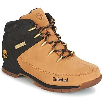 Schuhe Herren Boots Timberland EURO SPRINT HIKER Braun