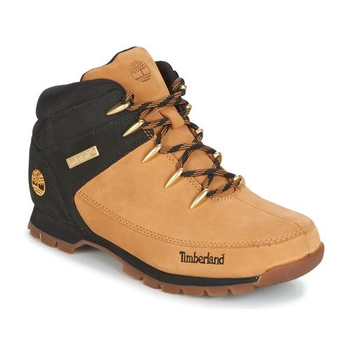 Timberland Herren Eurosprint Hiker Boots, Schwarz