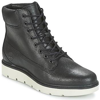 Schuhe Damen Sneaker High Timberland KENNISTON 6IN LACE UP Schwarz