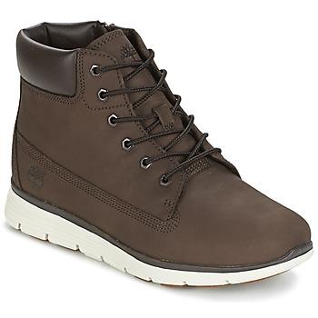 Schuhe Kinder Boots Timberland KILLINGTON 6 IN Braun