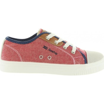 Schuhe Kinder Sneaker Low Xti 54851 Rojo