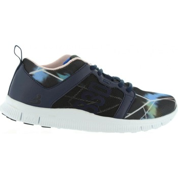 Schuhe Damen Sneaker Low Bass3d 41193 Azul