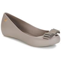 Schuhe Damen Ballerinas Melissa MELISSA Grau