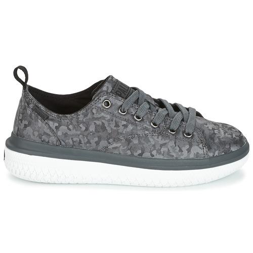 Palladium CRUSHION LACE Grau CAMO Schwarz / Grau LACE  Schuhe Sneaker Low Damen 71,96 2e818e