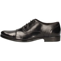 Schuhe Herren Derby-Schuhe Nicolabenson 7113A Lace up shoes Mann Schwarz Schwarz
