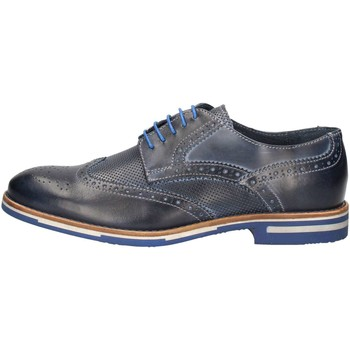 Schuhe Herren Derby-Schuhe Nicolabenson 1477B Lace up shoes Mann Blau Blau