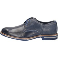 Schuhe Herren Derby-Schuhe Nicolabenson 2219B Lace up shoes Mann Blau Blau