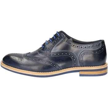 Schuhe Herren Derby-Schuhe Nicolabenson 9511A Lace up shoes Mann Blau Blau