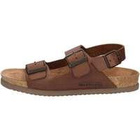 Schuhe Herren Sandalen / Sandaletten Mephisto P5117407 Sandale Mann Braun Braun